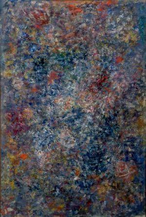 Huile sur toile - 97x66m - 1957