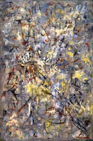 Huile sur toile - 99x65cm - 1957 - Signature en bas à droite