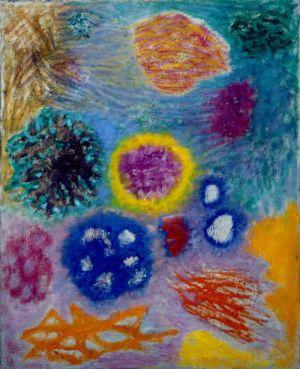 Huile sur toile - 81x65cm (25F) - 1979